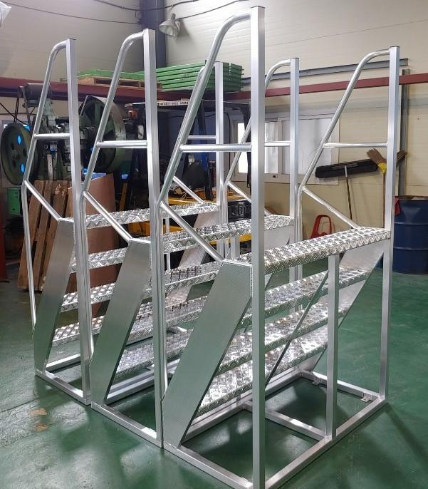 계단식 사다리 (제작형)